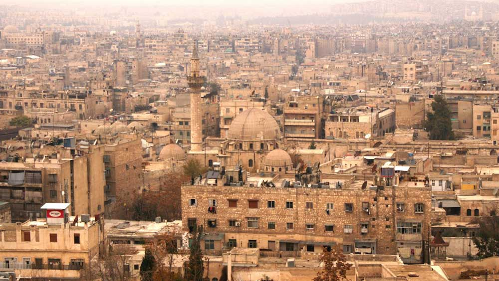Aleppo - oldest cities of the world