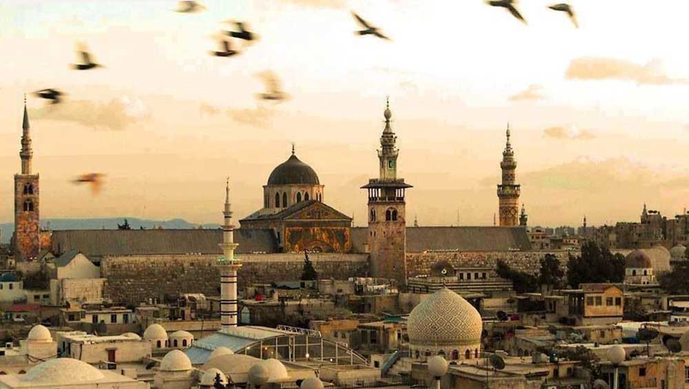 Damascus - oldest cities in the world