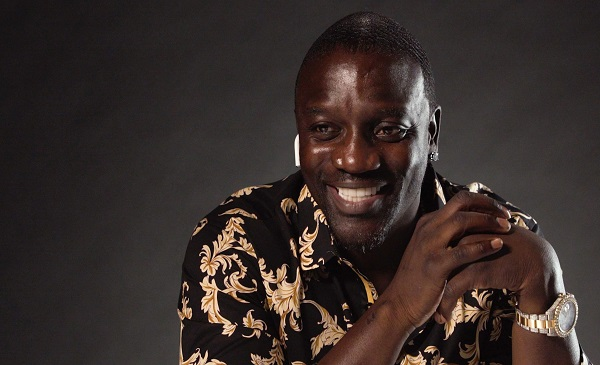 Akon is one of the African richest musicians