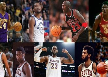 THE 15 BEST NBA PLAYERS OF ALL TIME