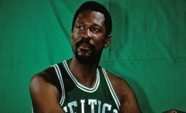 Bill Russell - one of the greatest NBA players of all time