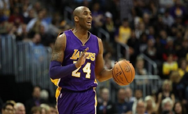 Kobe Bryant - One of the best NBA players of all time