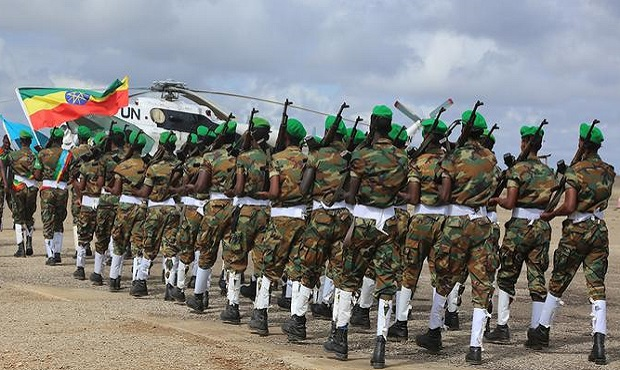 Ethiopian National Defense Force