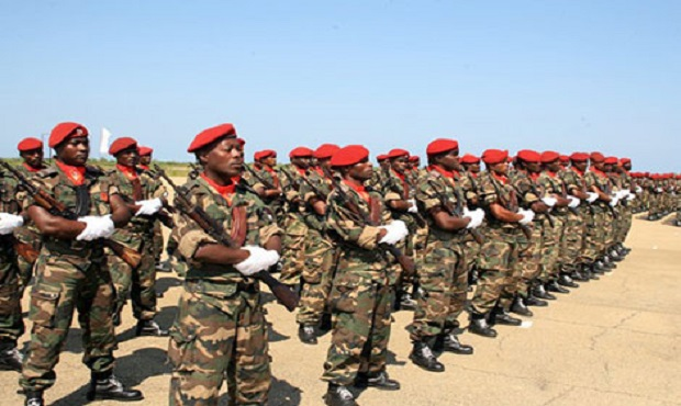 Angolan Armed Forces