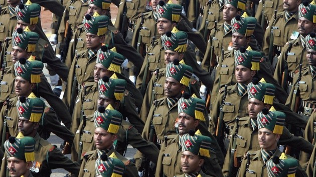 Indian Armed Forces - One of the largest armies in the world