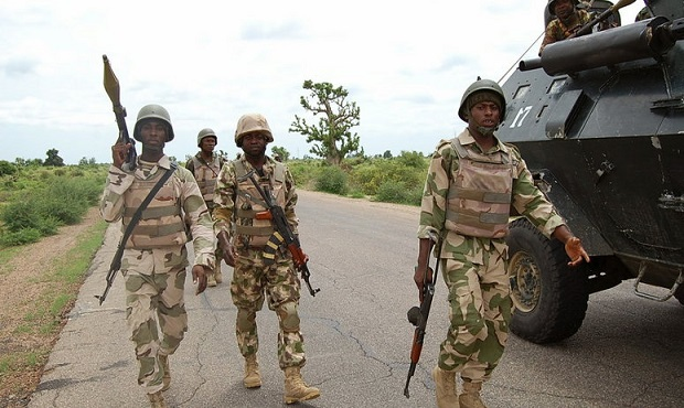 The Nigerian Armed Forces - One of the strongest military in Africa