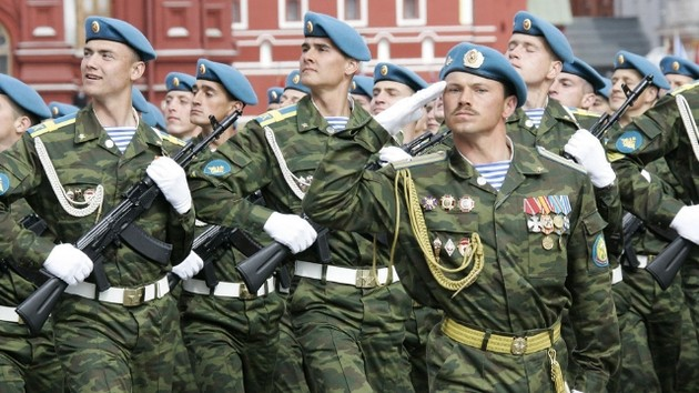 Russian Armed Forces - largest armies in the world