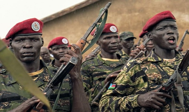 Sudan Military - Sudanese Armed Forces