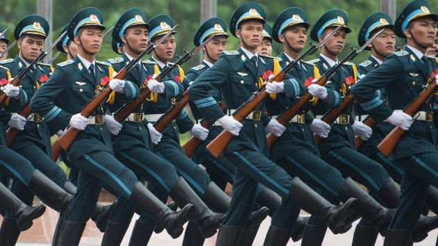 The Vietnam Army - One of the Strongest Armies
