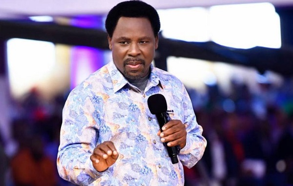 T.B Joshua - one of the richest pastors in the world