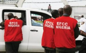 EFCC Ranks Salary Structure & Divisions