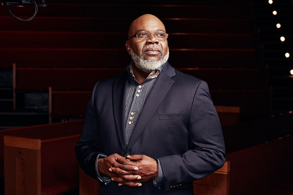 TD Jakes - One of the wealthiest pastors in the world