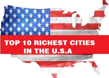 Richest Cities In the United States