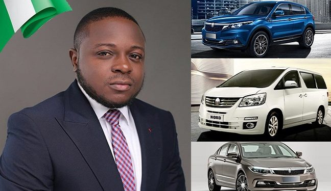 Biography of Ajayi Oluwatobi Joshua: CEO of Nord Automobiles
