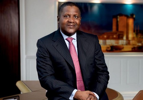 Aliko Dangote Biography