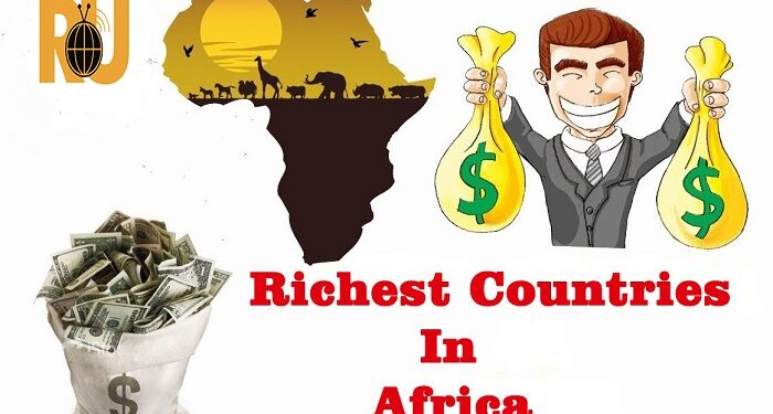 Top 10 Richest Countries In Africa By GDP