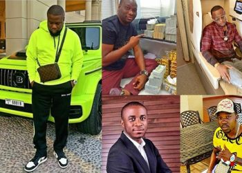 RICHEST YAHOO BOYS IN NIGERIA