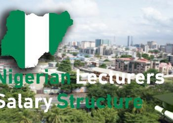 Salaries Of Lecturers In Nigeria