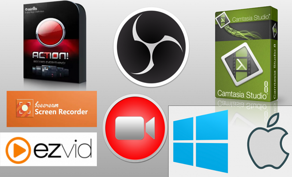 Best Screen Recorder Software Program for PC