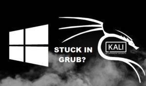 Stuck in Grub, Making and Repairing a Default Bootloader