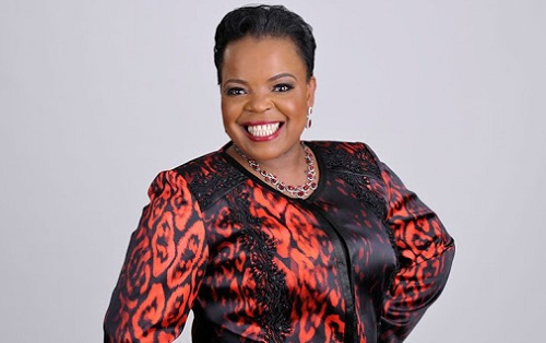 Rebecca Malope is one of the richest gospel musicians in Africa