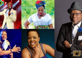 Top 5 Richest Gospel Musicians in South Africa & Net Worth