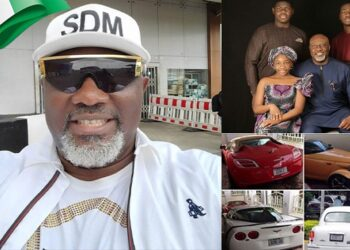 Dino Melaye Biography & Net Worth: Cars, Houses, Family