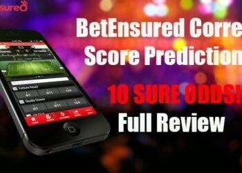 BetEnsured Correct Score Prediction: Betting Tips For Today