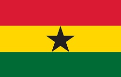 Ghana - Most peaceful country in West Africa