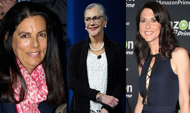 TOP 12 RICHEST WOMEN IN THE WORLD: [FORBES RANKING]