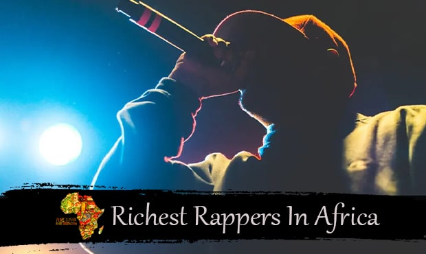 Richest Rappers In Africa