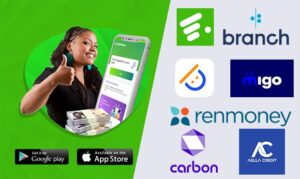 15 Best Loan Apps In Nigeria; Android and iOS (Most Installed)